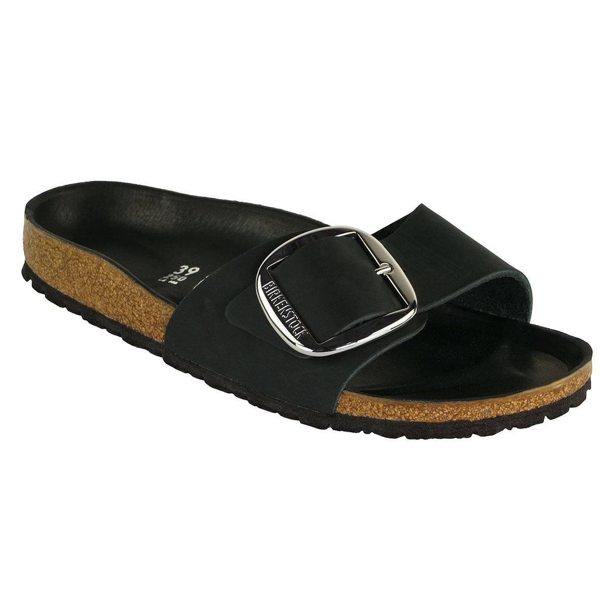 a470b1e40de Birkenstock Madrid Big Buckle Oiled Leather