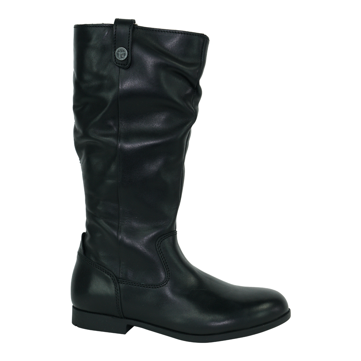 39e919f05a867 Details about Birkenstock Women's Sarnia High Leather Boots Black 36