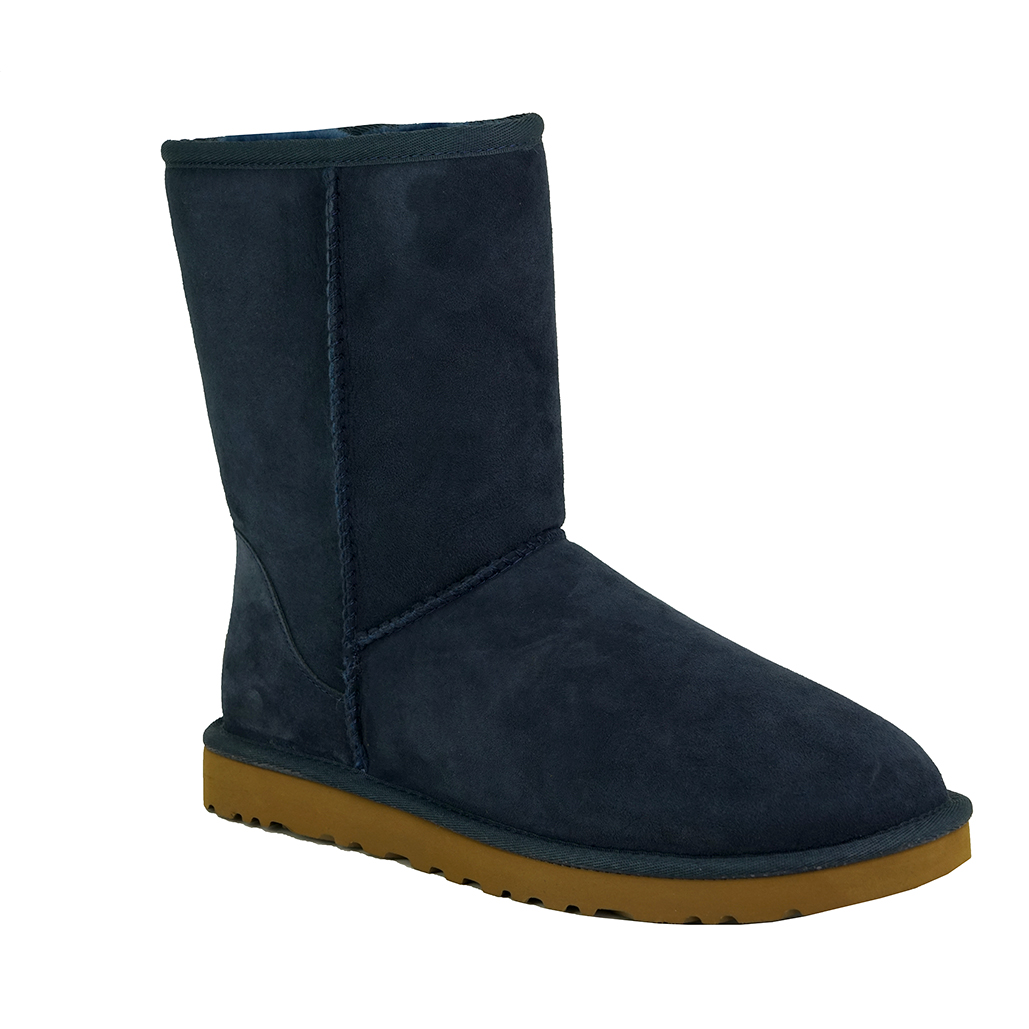men navy blue uggs
