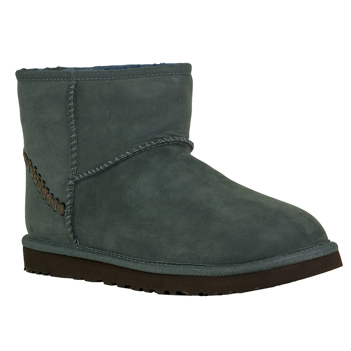 Ugg Men's Classic Mini Deco Boots; Picture 2 of 2
