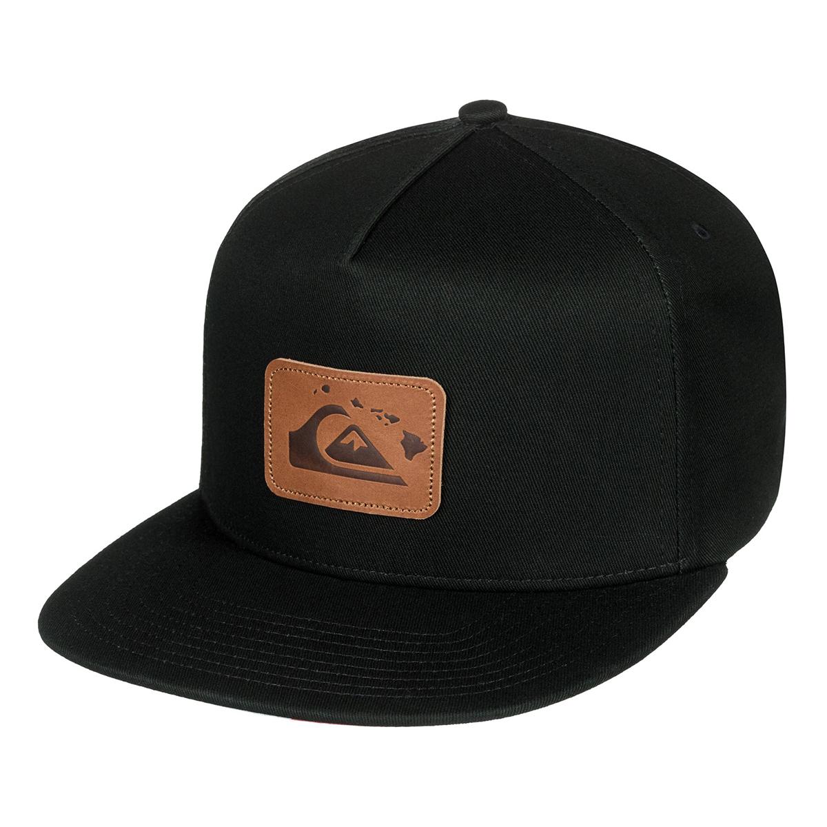 Quiksilver Men s Outriggin Snapback Hat Anthracite 889351442888  776c63843ca8