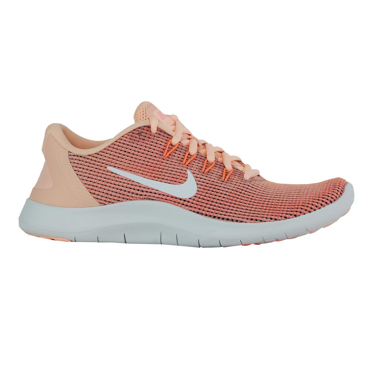 Nike Flex RN 2018 Women's Running Shoe crimson tintwhite pink tint AA7408 800