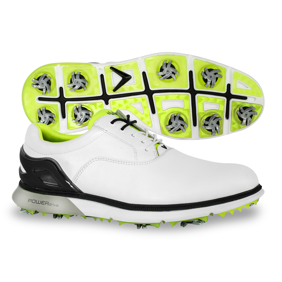 cf18eeeb359f2 Details about Callaway Men's LaGrange Golf Shoes