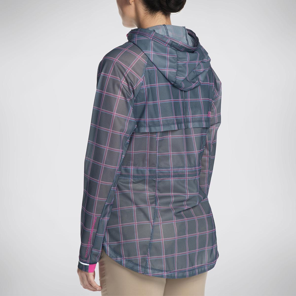 Skechers-Women-039-s-GOSHIELD-Jubilee-Jacket thumbnail 4