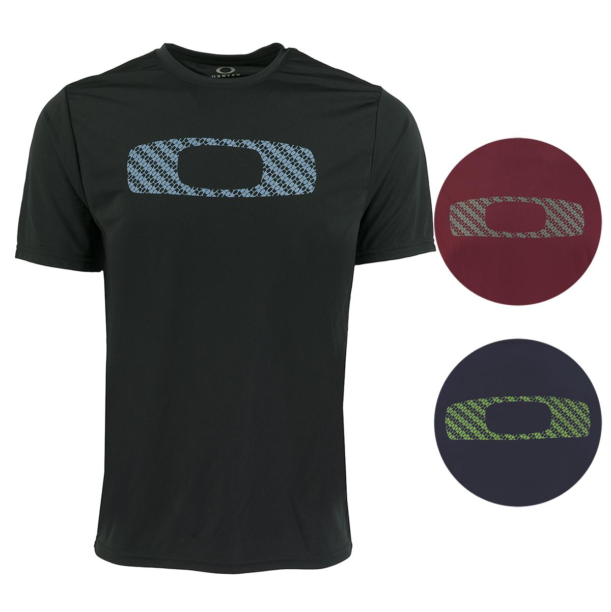 367e4a79cec Details about Oakley Men's Big Logo Print T-Shirt