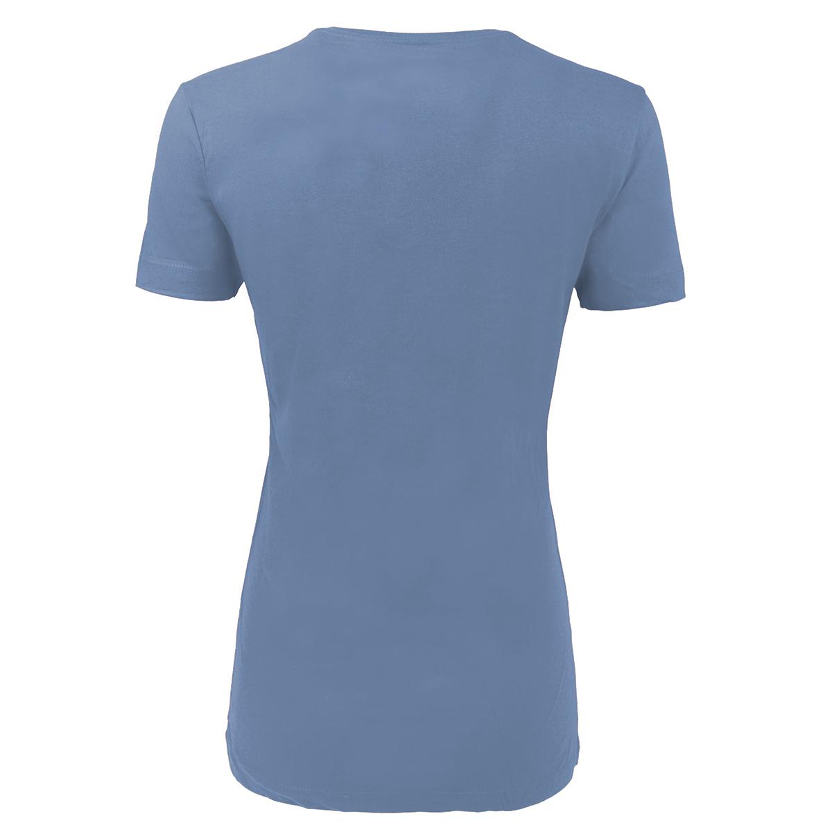 Nike-Women-039-s-Cotton-Slim-Fit-T-Shirt thumbnail 9