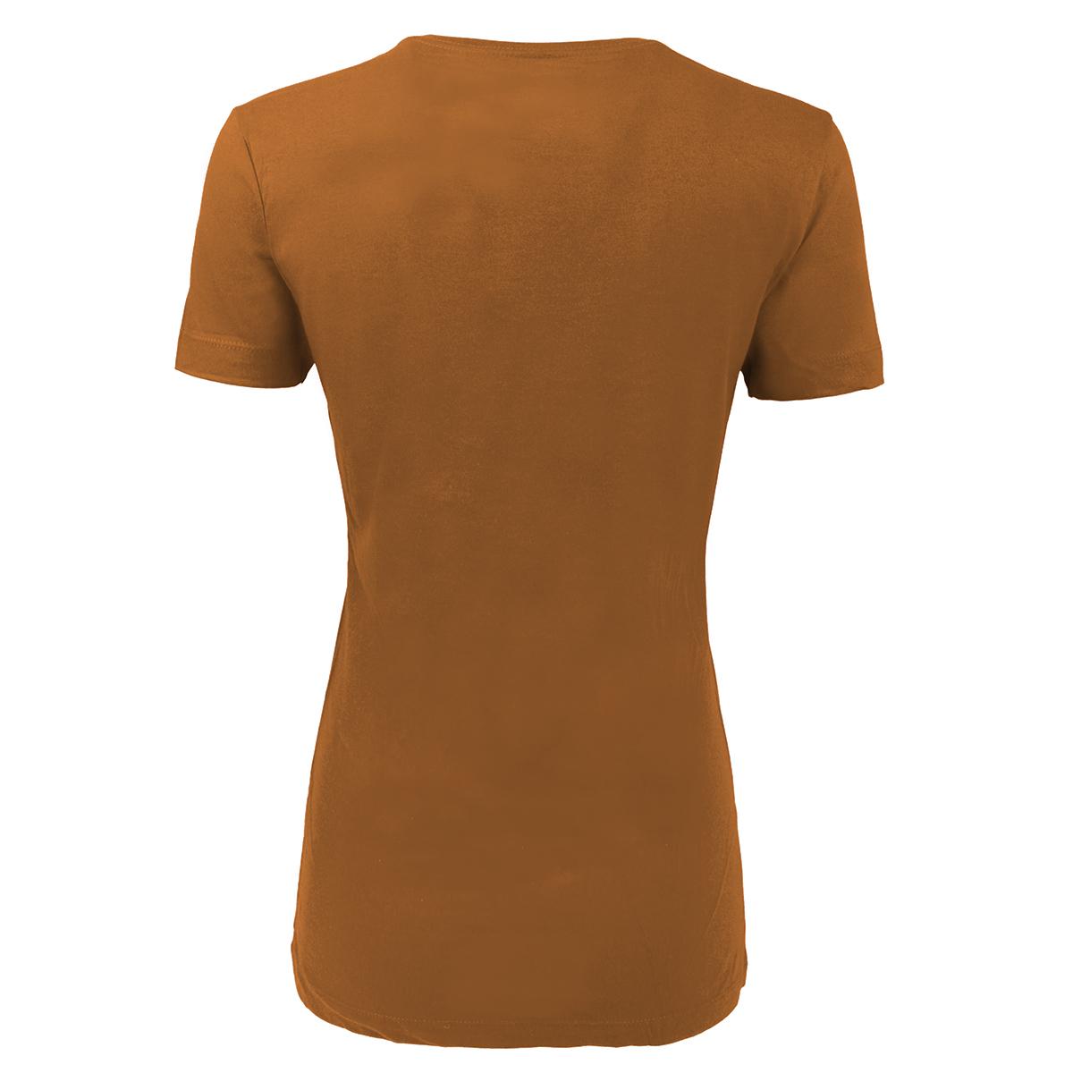 Nike-Women-039-s-Cotton-Slim-Fit-T-Shirt thumbnail 5
