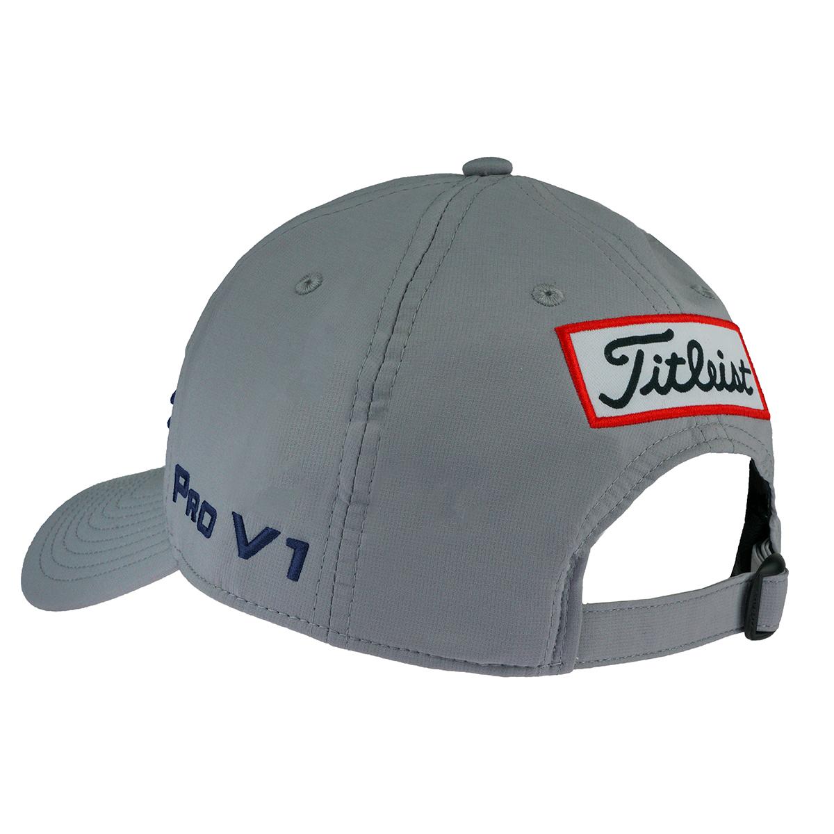Titleist Golf 2018 Tour Performance Grey Collection Hat cap Color ... e91cb0b461a5