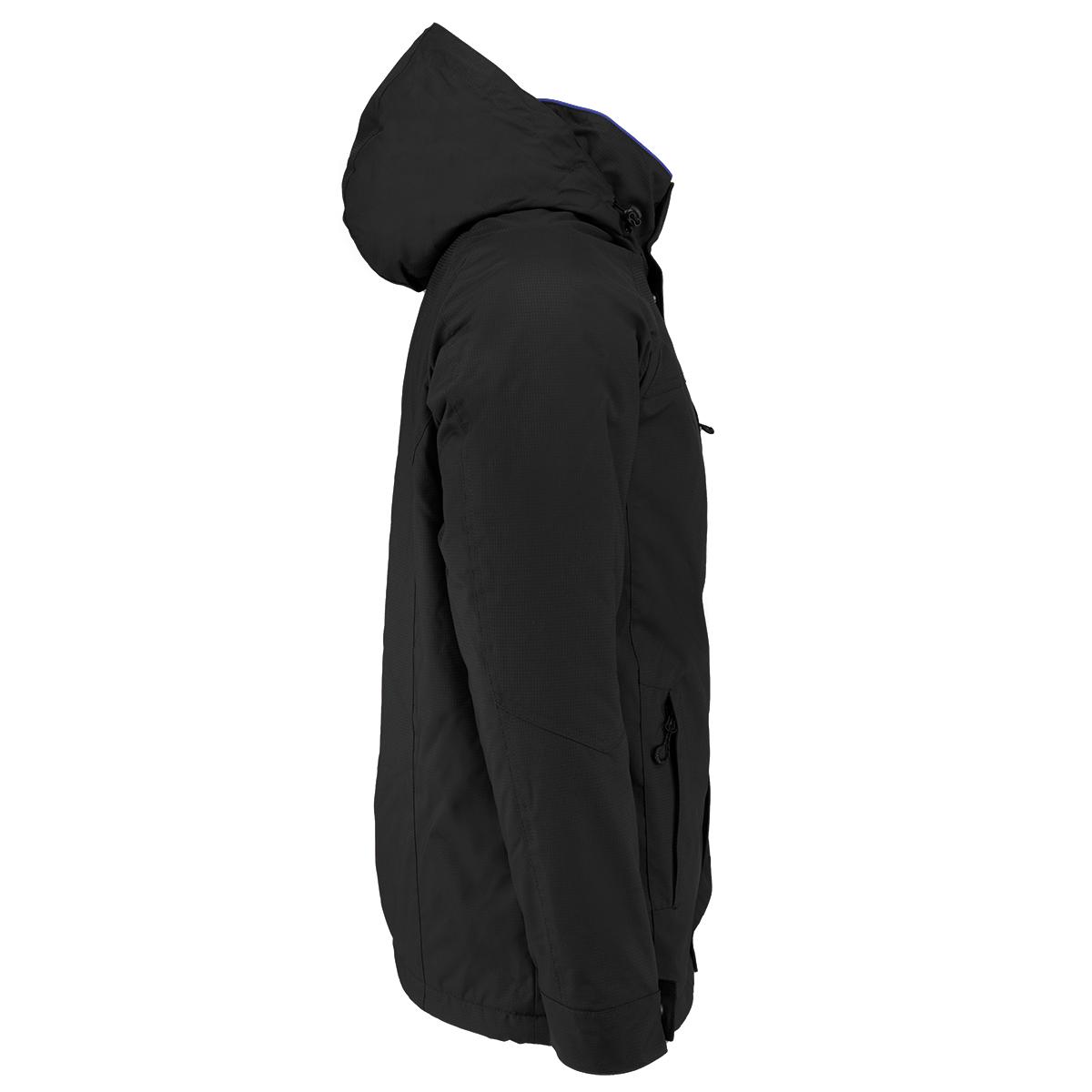 IZOD-Men-039-s-Midweight-Polar-Fleece-Lined-Jacket thumbnail 3