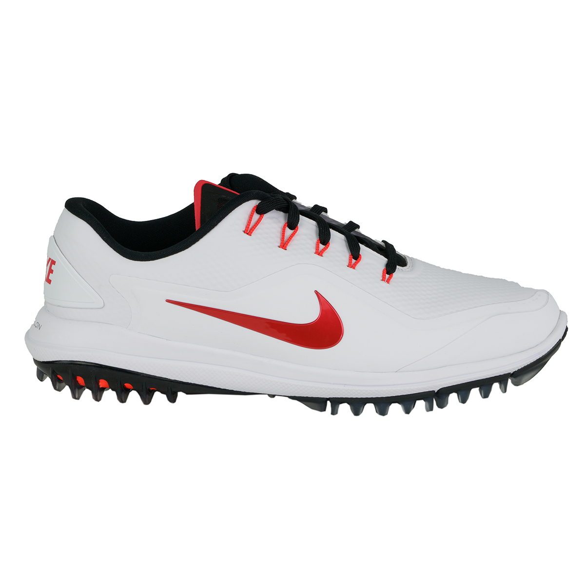 02cc74b27e1721 Details about Nike Men s Lunar Control Vapor 2 Golf Shoes White Tropical  Pink Black 11 W
