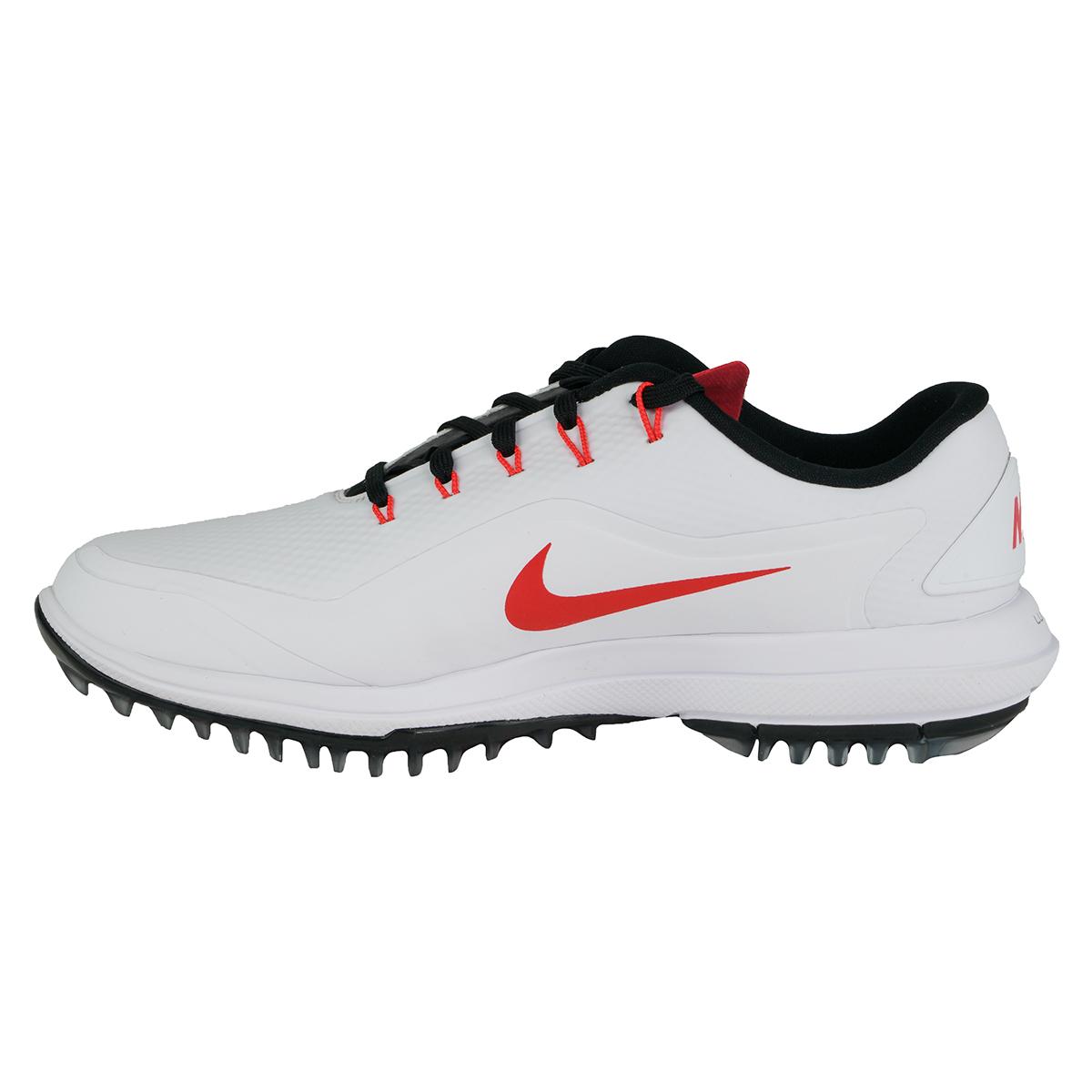 Nike Men s Lunar Control Vapor 2 Golf Shoes White Tropical Pink Black 11 W 440434585
