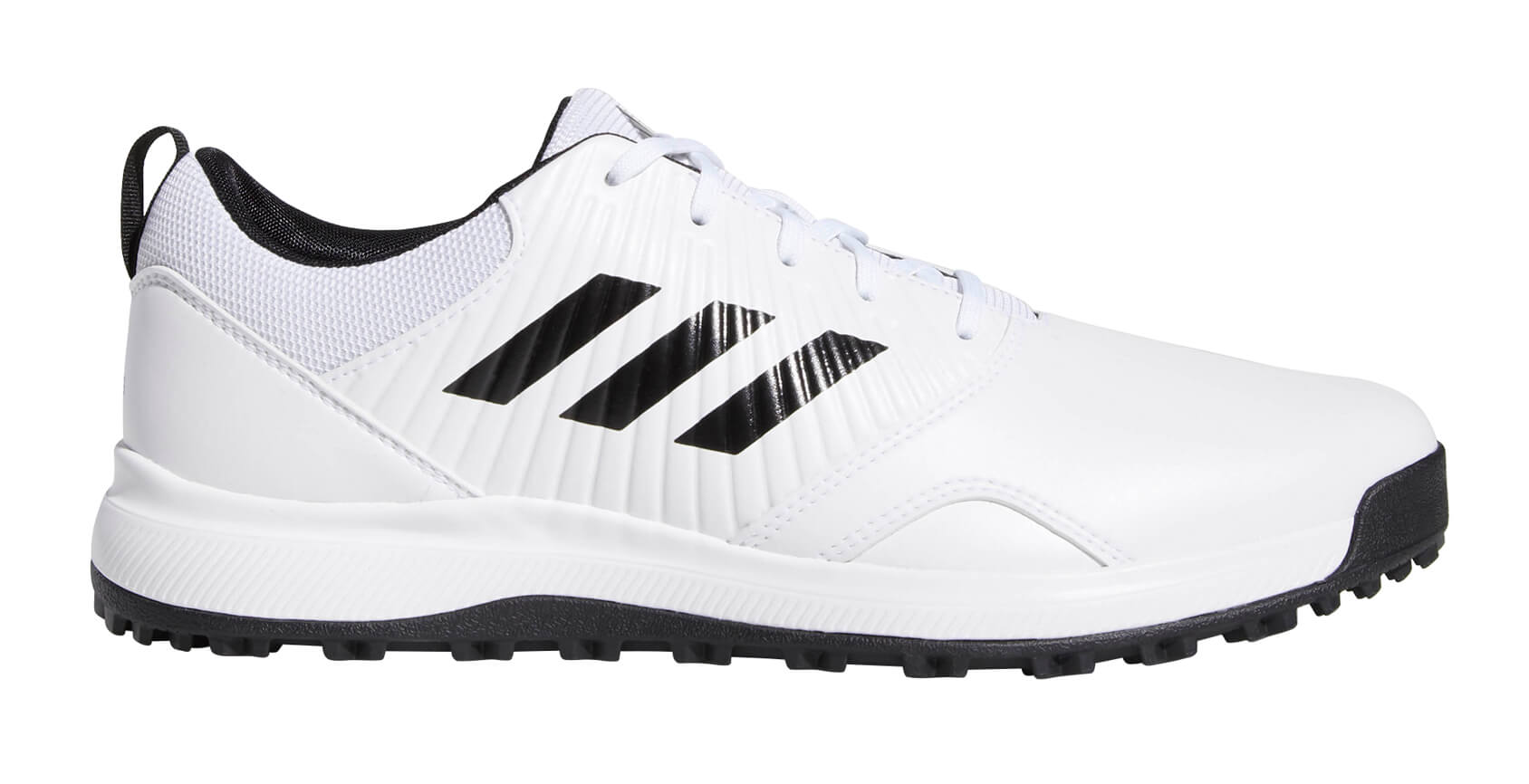 b42d063507080 Details about Adidas CP Traxion SL Golf Shoes Spikeless White Black Men s  2019 New