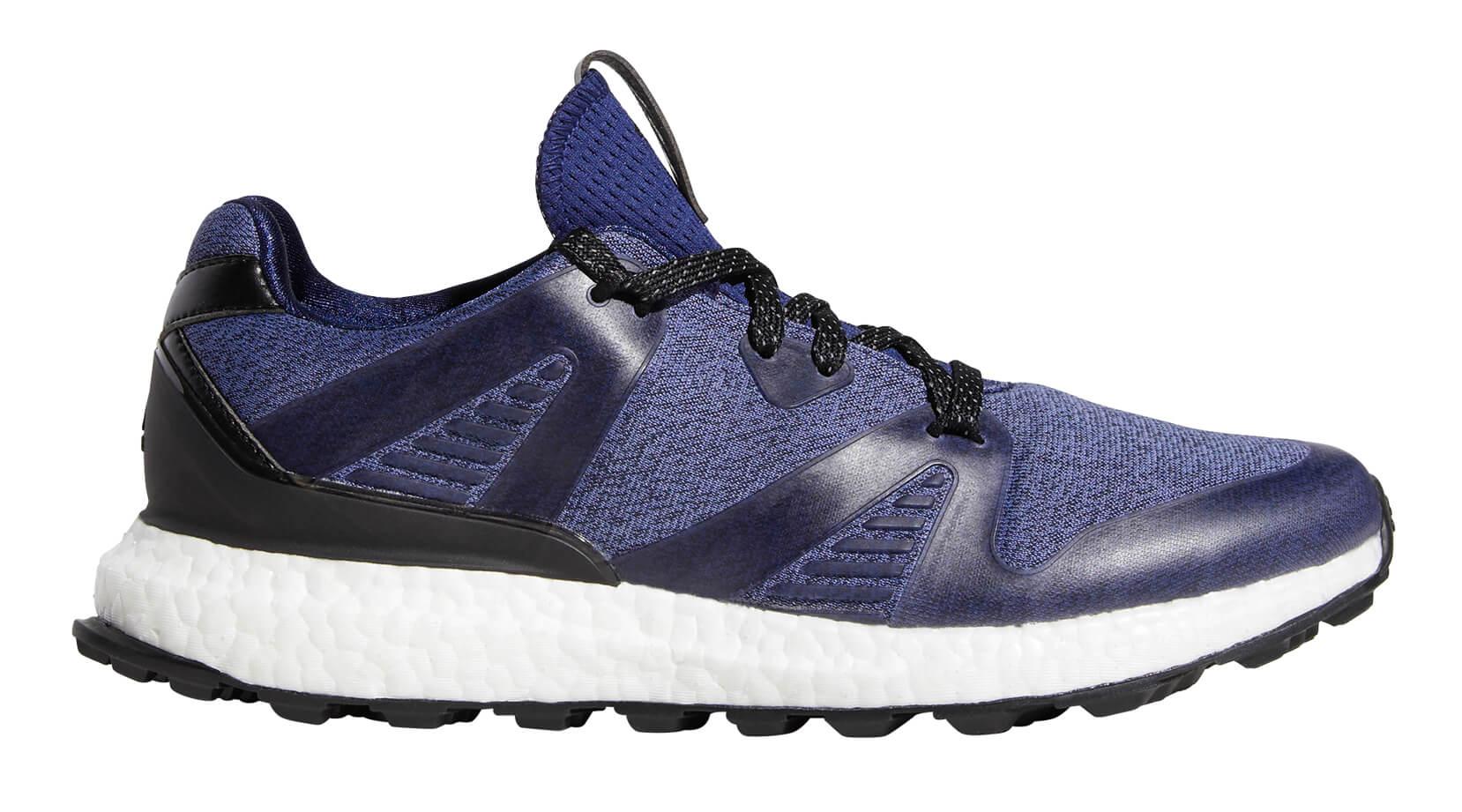 the best attitude 74a99 6e37d Adidas Crossknit 3.0 Golf Shoes BB7886 Blue Spikeless Mens 2019 New