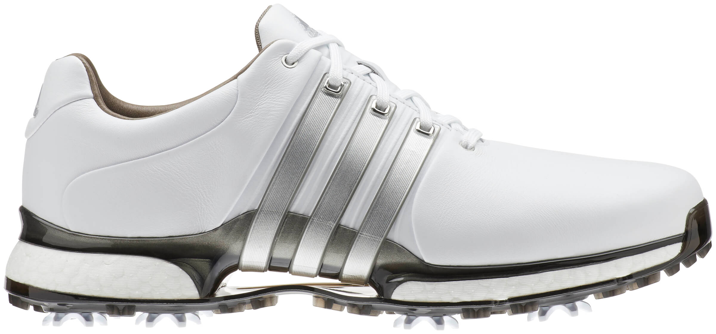 Details about Adidas Tour 360 XT Golf Shoes WhiteSilver Men's 2019 Boost New Choose Size!