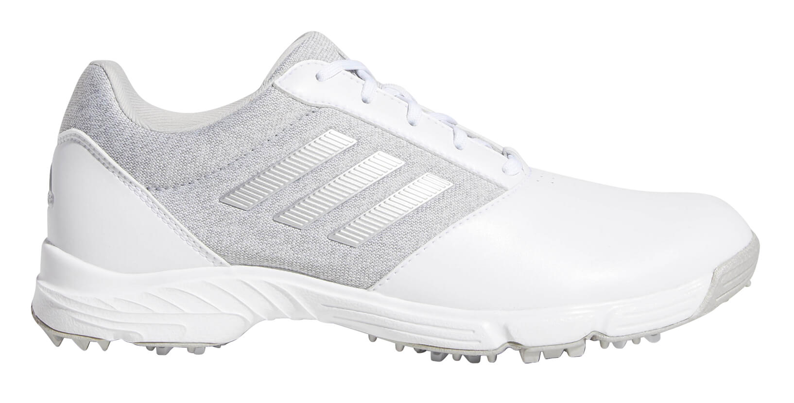 a4fb94416d4a Details about Adidas Women s Tech Response Ladies Golf Shoes BD7147 White  Silver New