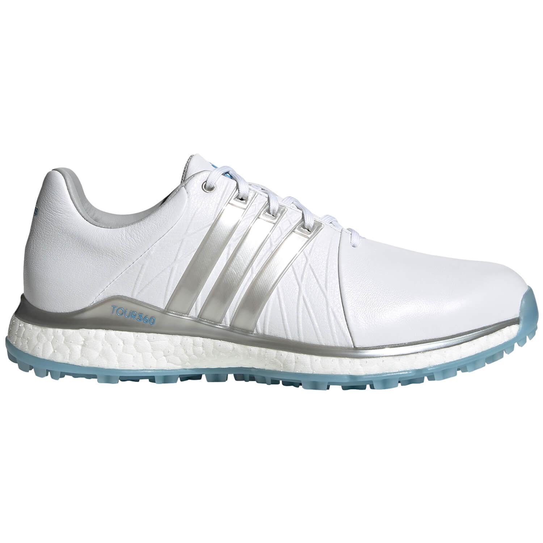 Adidas Tour360 XT-SL Spikeless Women's Golf Shoes EG6483 White ...