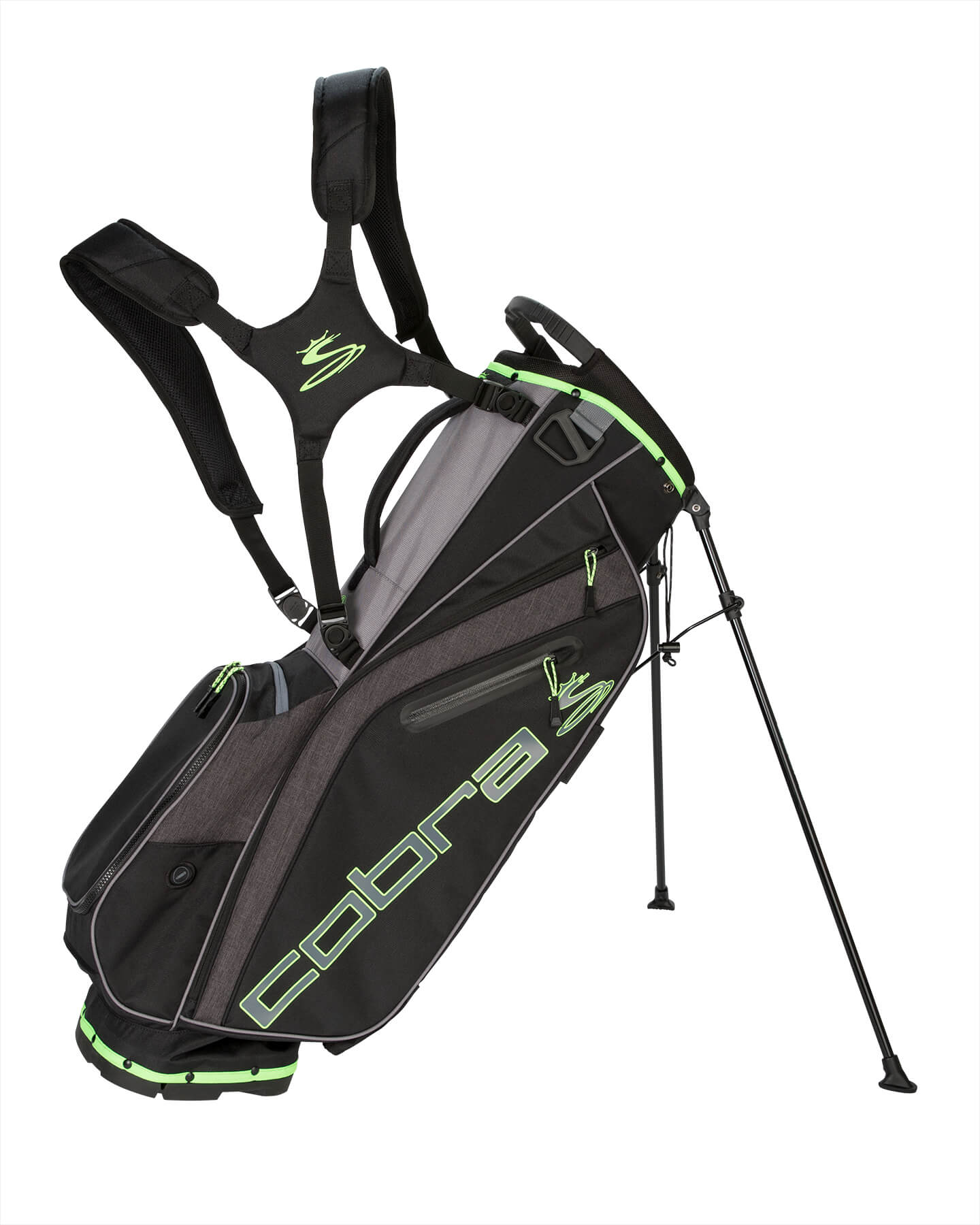 Cobra Golf Ultralight Stand Bag Carry 909312 5 Way Top