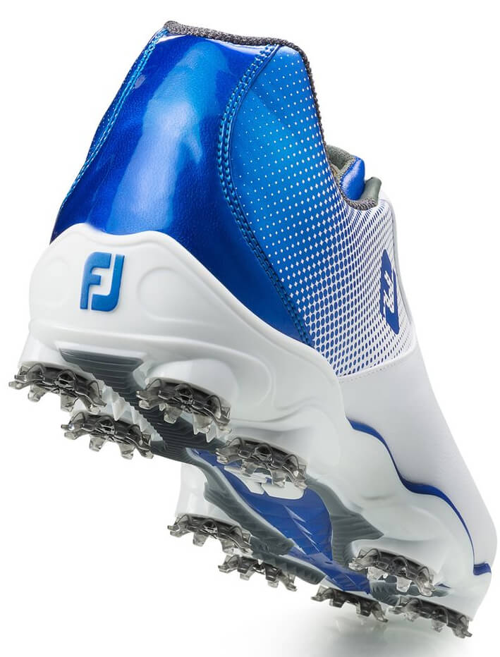FootJoy-DNA-Helix-Golf-Shoes-Leather-Waterproof-Men-039-s-New-Choose-Color-amp-Size thumbnail 8