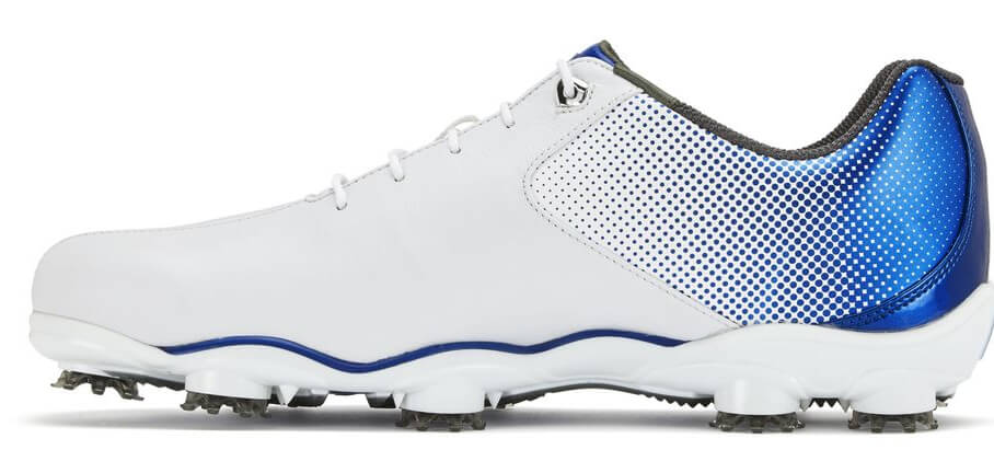 FootJoy-DNA-Helix-Golf-Shoes-Leather-Waterproof-Men-039-s-New-Choose-Color-amp-Size thumbnail 9