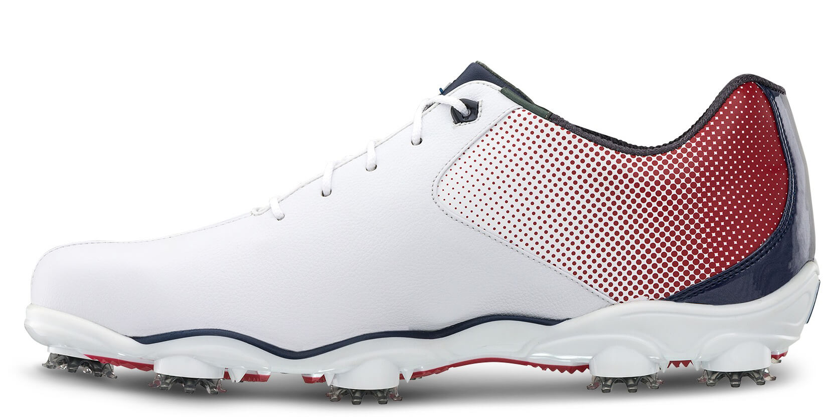 FootJoy-DNA-Helix-Golf-Shoes-Leather-Waterproof-Men-039-s-New-Choose-Color-amp-Size thumbnail 4