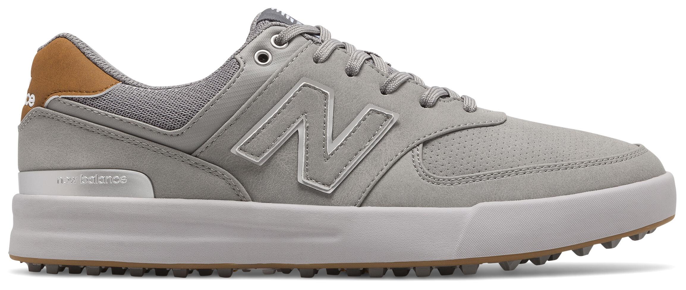 Details about New Balance 574 Greens Golf Shoes NBG574GGR Grey/Gum Men's  New - Choose Size!