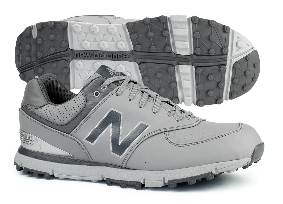 Details about New Balance NBG574GRS SL Golf Shoes GreySilver Mens 2018 New Available in Wide