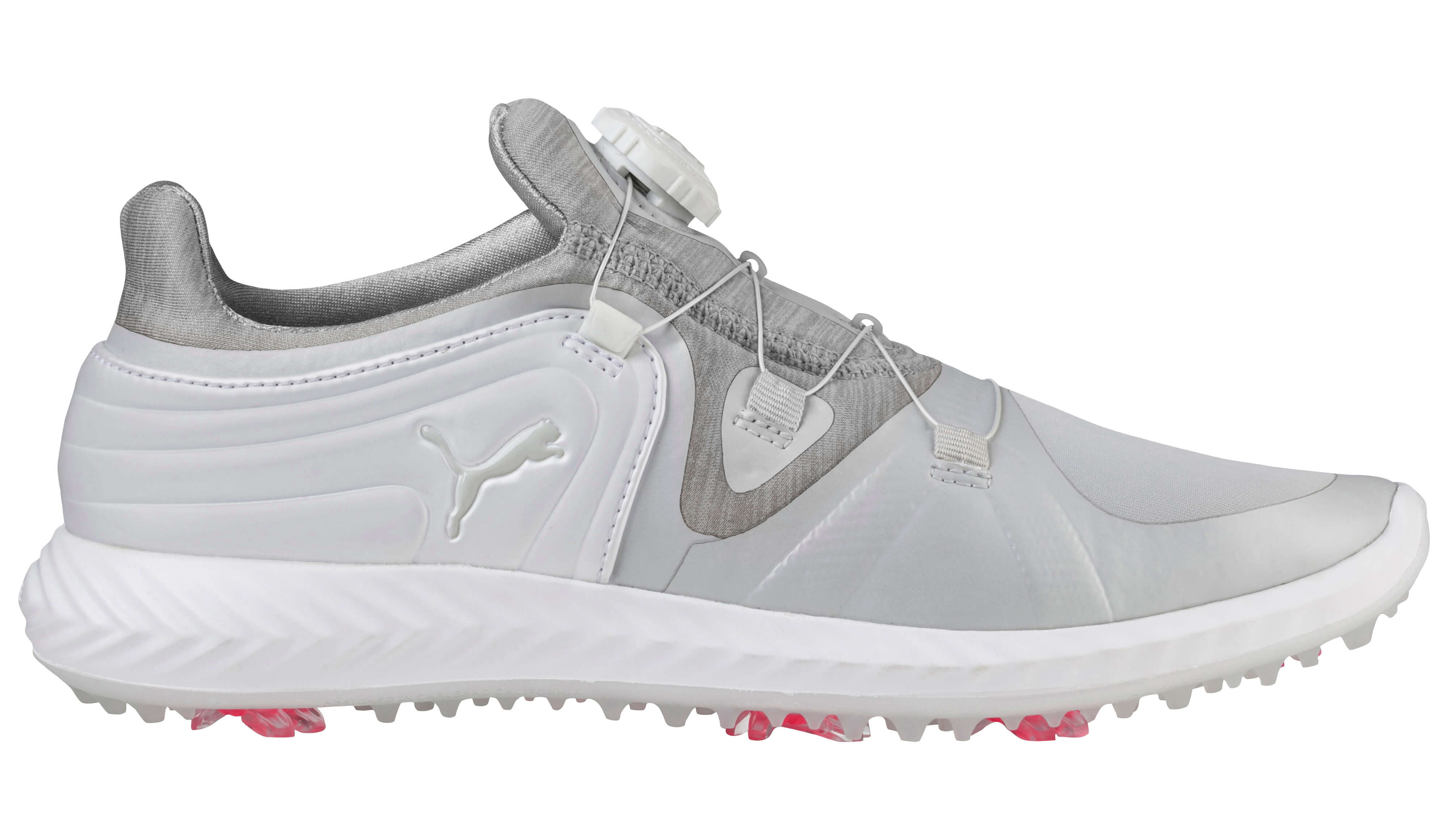 4fda9d6b436 Details about Puma Women s Ignite Blaze Sport Disc Ladies Golf Shoes  190585-01 Gray Violet New