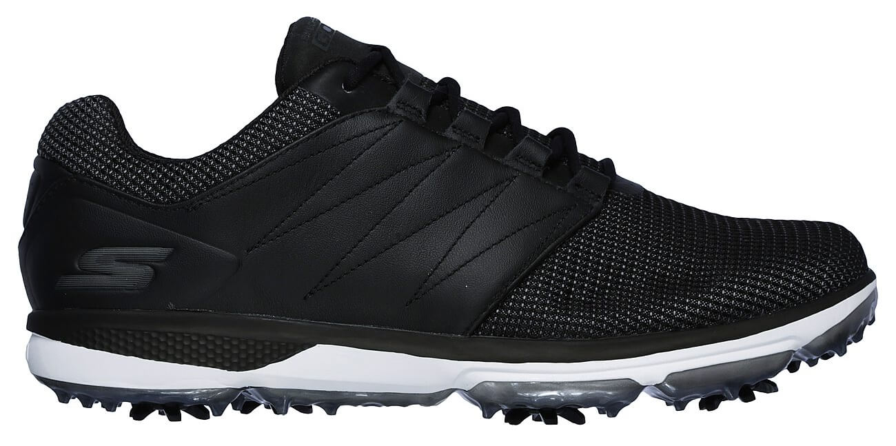 Debilitar Caña Inocencia  Skechers Mens GO Golf Pro 4-Honors Golf Shoes 54536 BKW Black/White New |  eBay