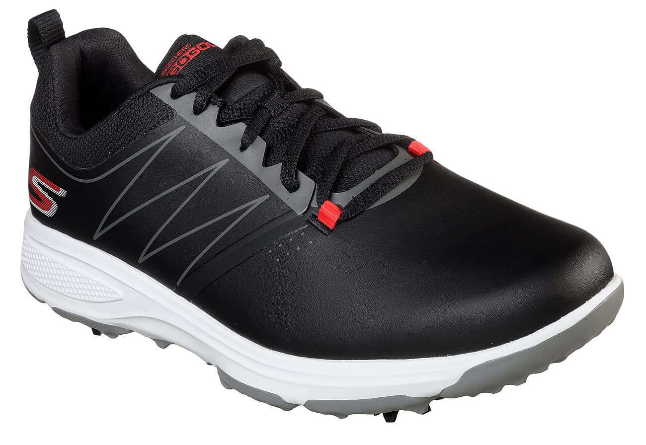 a0efe1cc1d5 Details about Skechers Go Golf Torque Golf Shoes 54541BKRD Black Red New -  Choose Size!