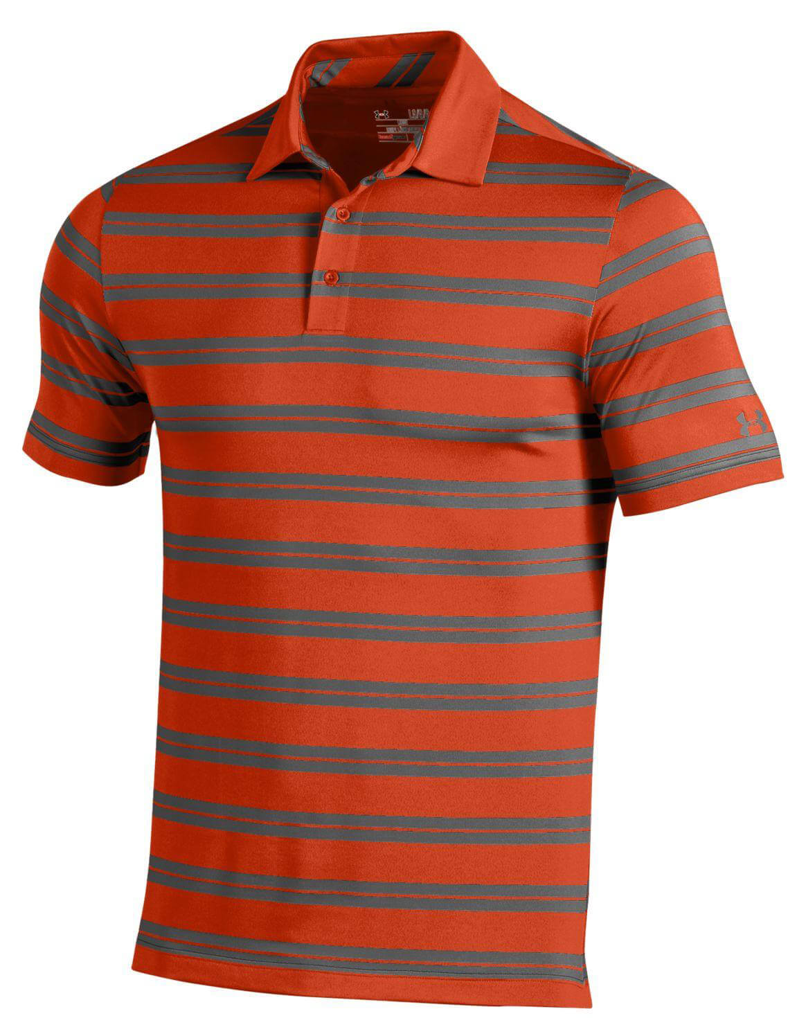 Under armour performance stripe polo golf shirt men 39 s new for Under armor polo shirts