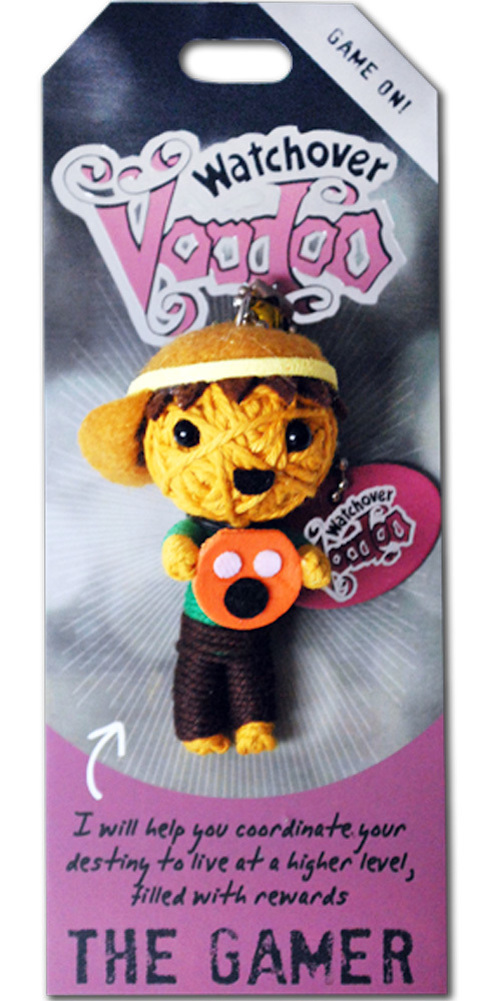 Voodoo Doll ARMY Watchover Doll Brand New Keychain String Doll ARMY