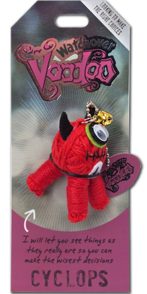 Master of Illusion Watchover Voodoo Doll