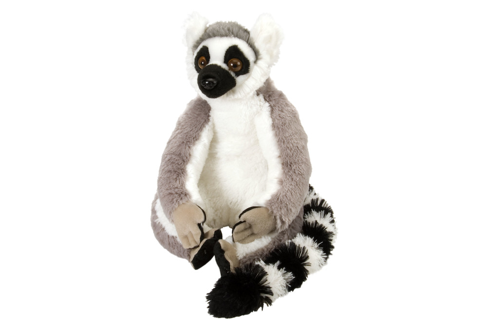 Wild Republic Cuddlekins Ring Tailed Lemur 12 Ebay