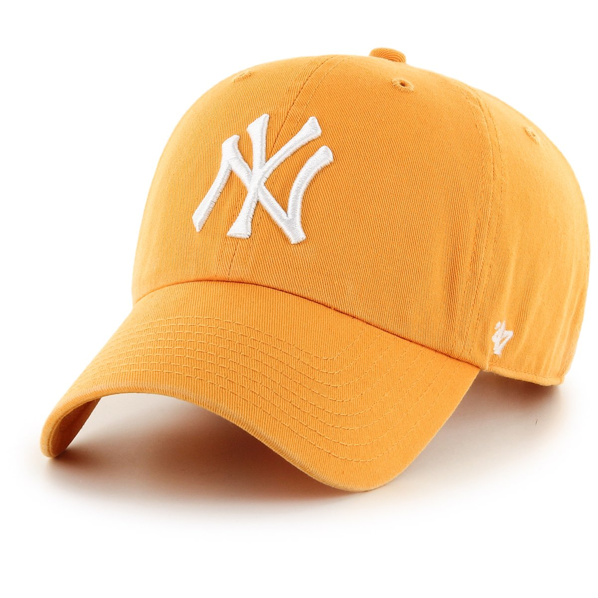 Details about 47 Brand Adjustable Cap - CLEAN UP New York Yankees gold 42f85cec5