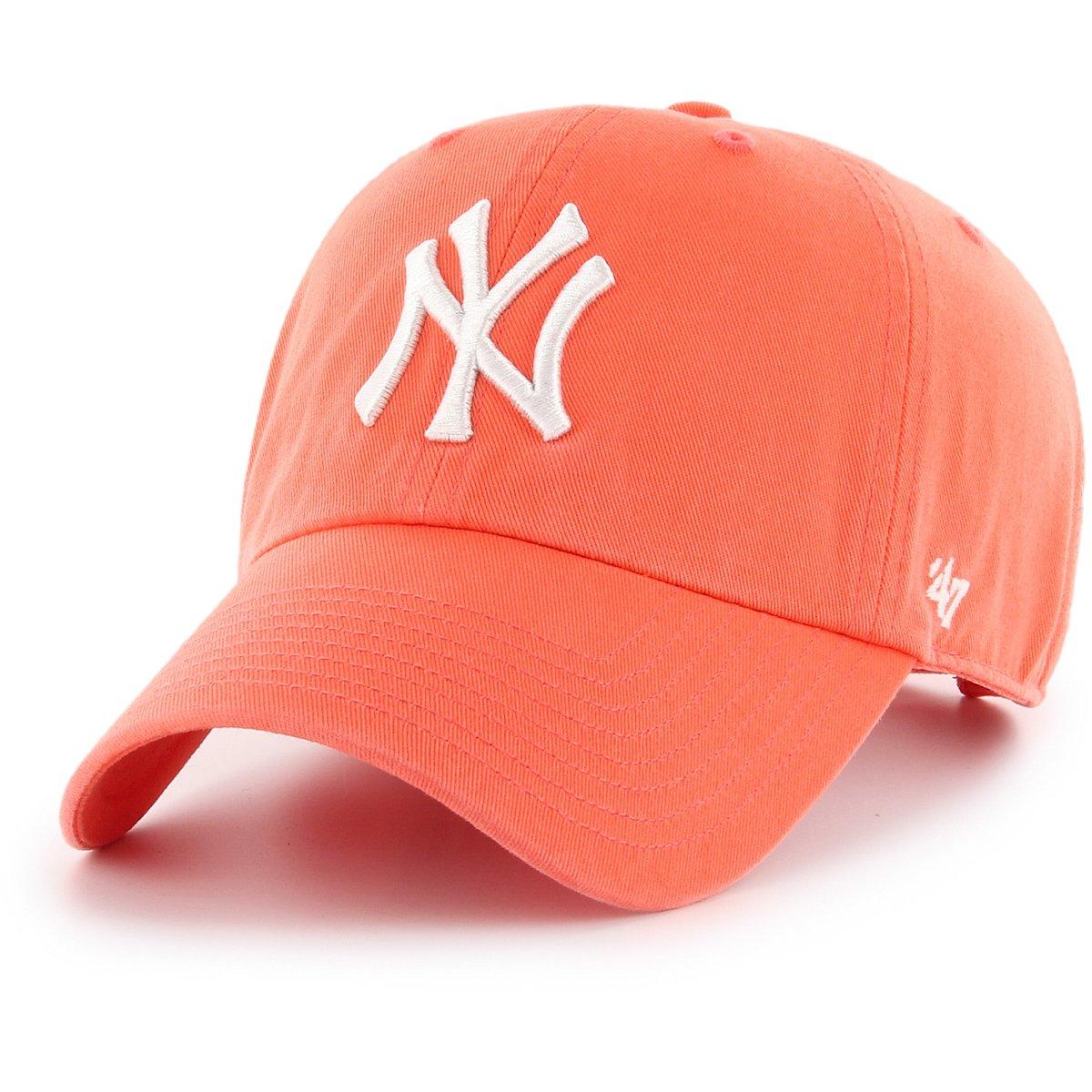 1d18b7a9b66cb 47 Brand Adjustable Cap - CLEAN UP New York Yankees grape ...