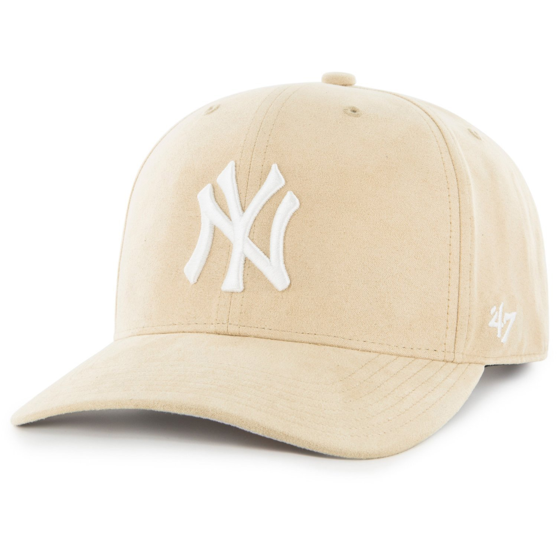 47 Brand Low Profile Cap ULTRABASIC New York Yankees beige