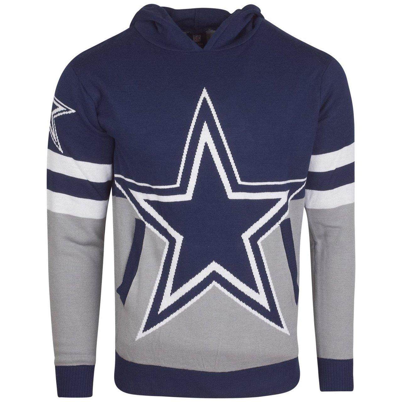 NFL Ugly Big Logo Hoody - NFL Dallas Cowboys | eBay
