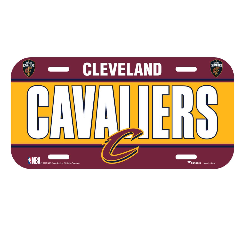 Embleme Cleveland Cavaliers Taille Und Sehnen StäRken FleißIg Fanatics Nba Kennzeichenschild