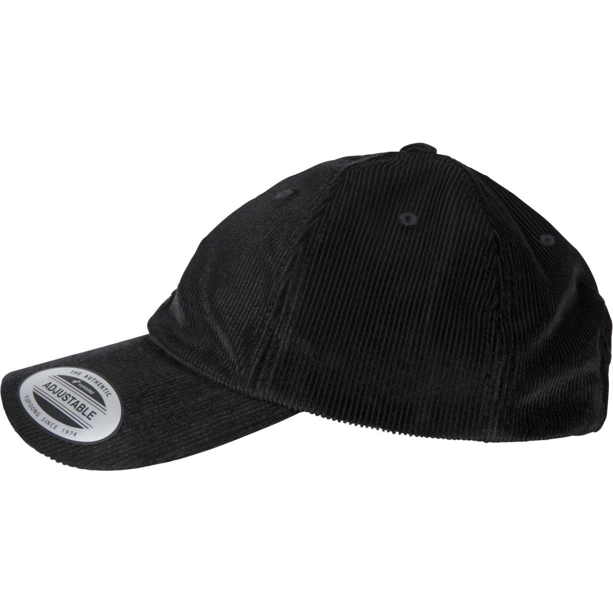 514ae591fdf Flexfit LOW PROFILE Corduroy SATIN Dad Cap - One Size