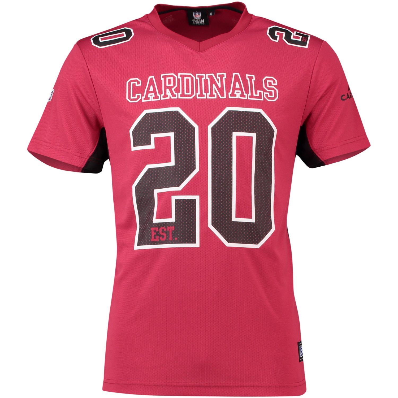Majestic NFL Mens Arizona Cardinals Football Hoodie NWT L 2XL XL
