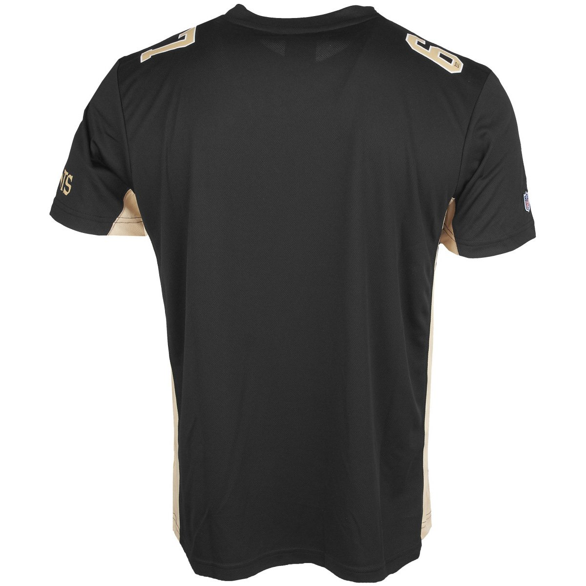 New Orleans Saints Majestic Mesh Polyester Jersey Shirt