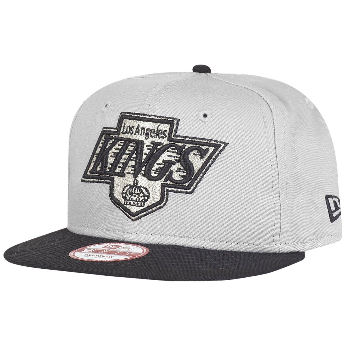 New Era 9Fifty Snapback Cap - LOS ANGELES Kings grau - S/M | eBay