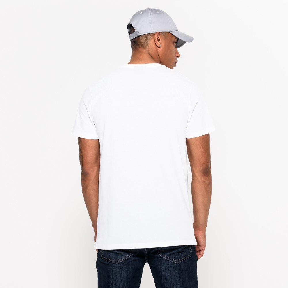 New Era Basic Shirt NFL Miami Dolphins weiß