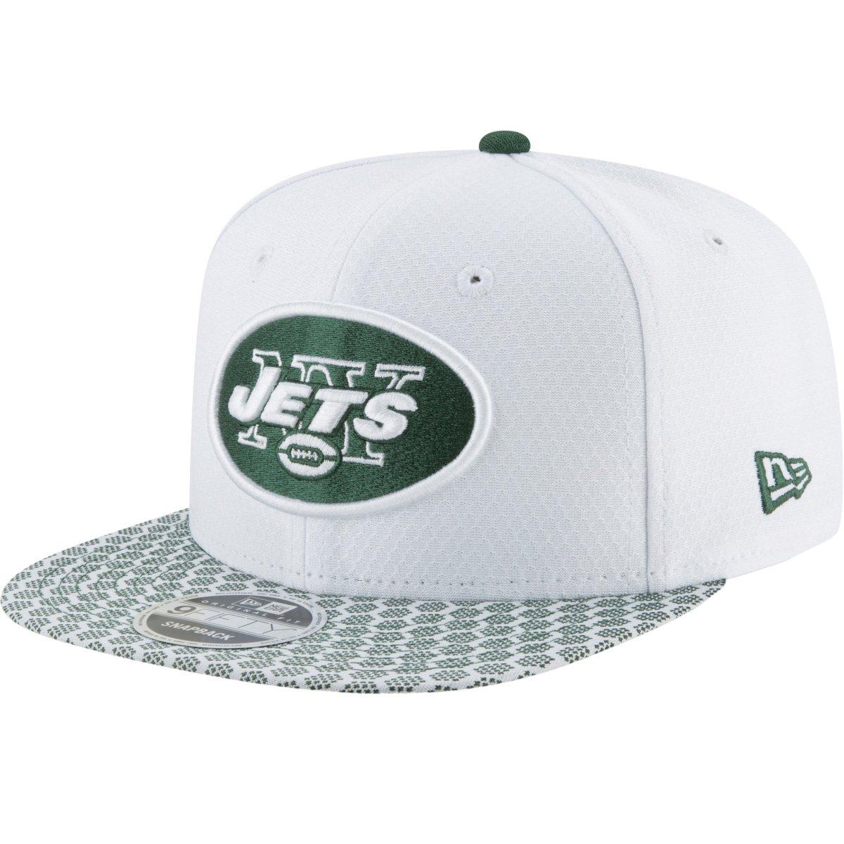 Details about New Era Snapback Cap - NFL 2017 SIDELINE New York Jets dd78256d6f4