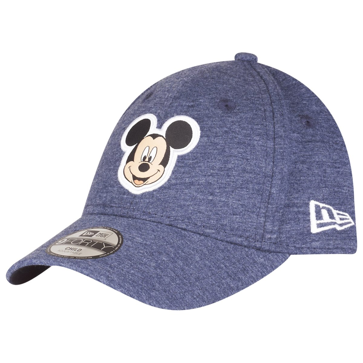 New Era 9Forty KIDS Cap - JERSEY Mickey Mouse navy  d0df3ad2e33