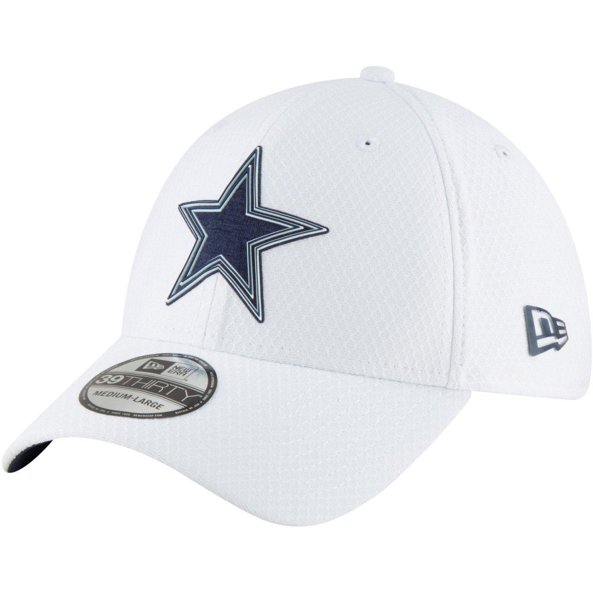 New Era 39Thirty Cap - TRAINING Dallas Cowboys | eBay