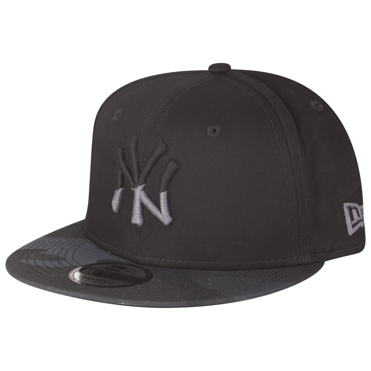 NEW Era 9 FIFTY Snapback engineered CAP-NY Yankees Nero