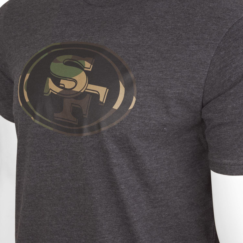 NEW-Era-Fan-NFL-Logo-Squadra-Camicia-ANTRACITE-Legno-Mimetico miniatura 34