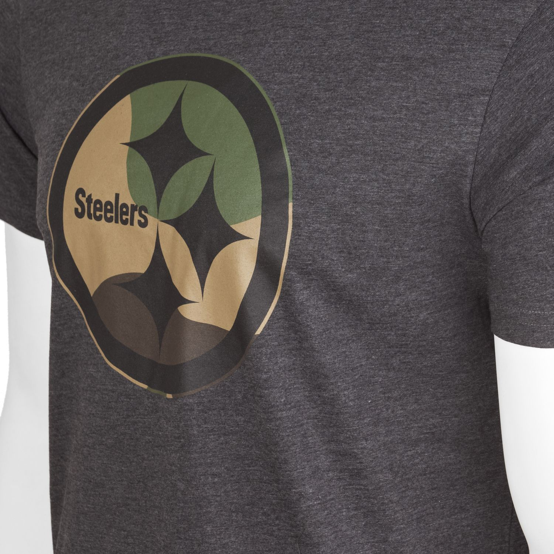 NEW-Era-Fan-NFL-Logo-Squadra-Camicia-ANTRACITE-Legno-Mimetico miniatura 31