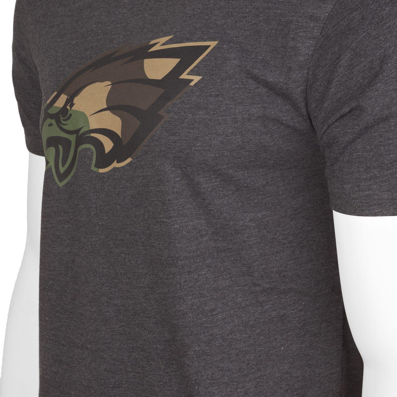 NEW-Era-Fan-NFL-Logo-Squadra-Camicia-ANTRACITE-Legno-Mimetico miniatura 28